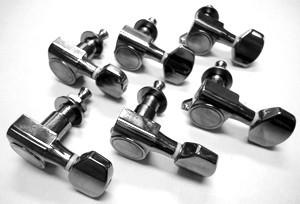 IBANEZ Mechanikensatz Die-Cast - für ausgewählte SIGNATURE / RG / S Modelle coosmo black (2MH1MA0005)