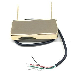 IBANEZ Magnetic Pickup Magic Touch-Mini - gold (3PUMTN4-GD)