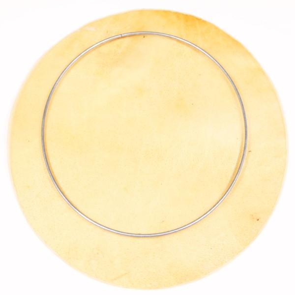 MEINL Percussion Flat True Skin head natural - for Meinl MEC 1134 conga (TS-F-02)