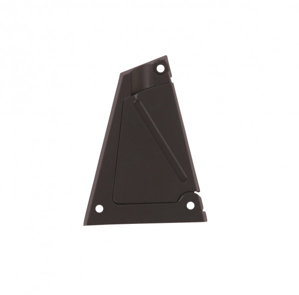 IBANEZ Openable plastic truss rod cover - black for Ibanez RG shape headstocks (4PT3XA0002)