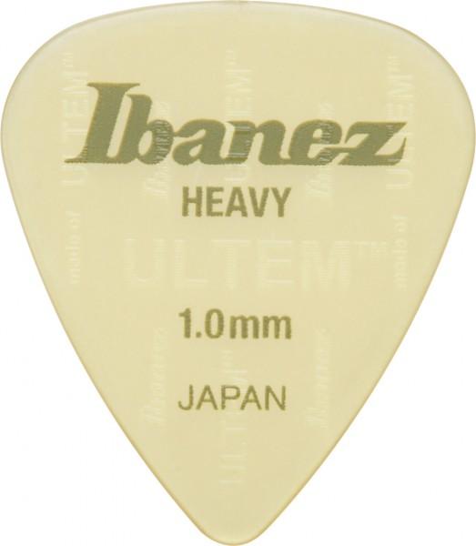 IBANEZ Ultem Flat Heavy Pick 1mm - 3 pcs. (BUL14H10)