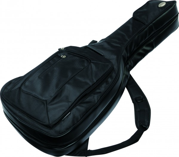 IBANEZ Powerpad Double Bag for 2 E-Guitars - Black (IGB2621-BK)