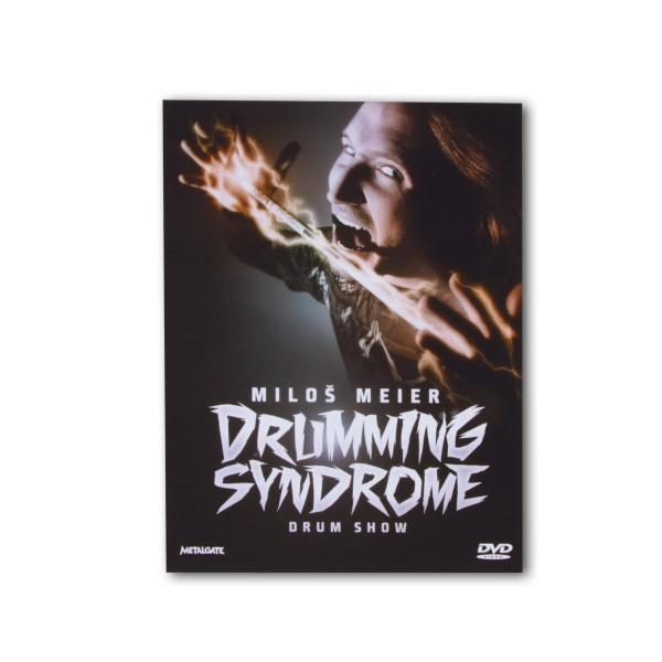 """DVD Milos Meier """"Drumming Syndrome"""" (DVD22)"""