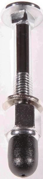 MEINL Percussion Spannschraube komplett - für Timbales MDT13CH + MIT810CH chrom (LUG-21)