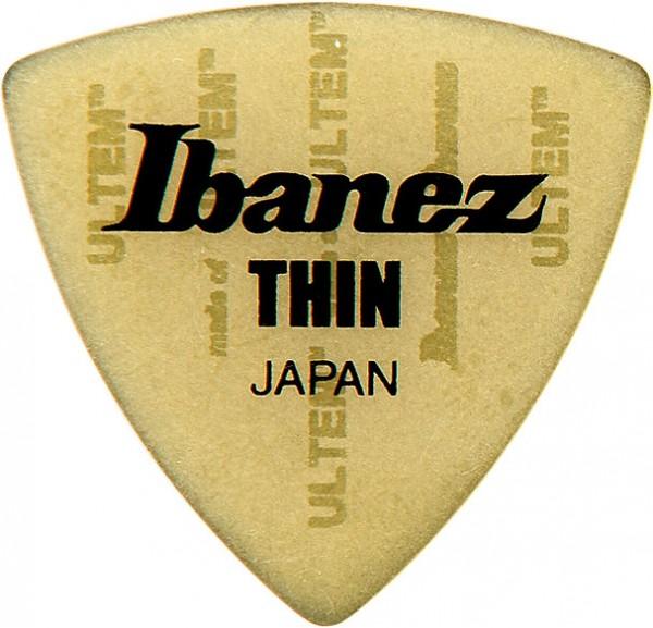 """IBANEZ Picks Triangle Shape """"Prestige"""" Ultem 0,5 mm Thin 3 pcs - 0,5 mm Thin 3 Stück (BUL8T)"""