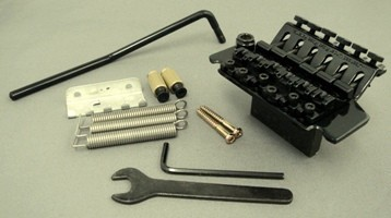IBANEZ Tremolo Single Lock SLT101 - schwarz für RG und S Modelle (2SL1C12B)