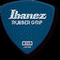 IBANEZ Grip Wizard Series Rubber Grip Picks 6 pcs. - blue (PPA4TRG-DB)