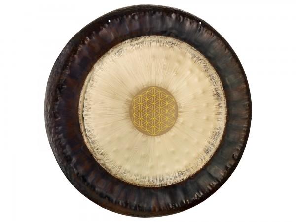 """The MEINL Flower of Life - 36"""" / 91 cm - Gong - 64 Hz / C2 - A4/a' 440 Hz -> 430.54 Hz (G36-FOL)"""
