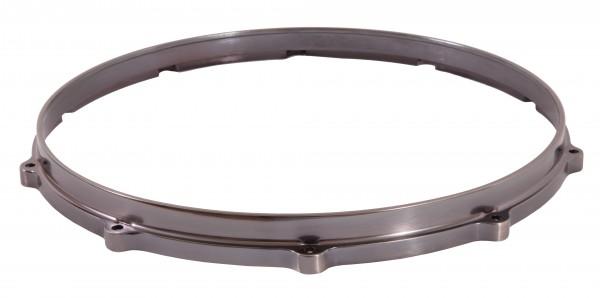 """TAMA Die-Cast Hoop 14"""" 10-Loch - antique black Batter Side (MDH1410AB)"""